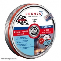 Dronco Trennscheibe AS 46 T INOX special