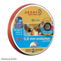 Dronco Trennscheibe AS 60 W-BF 0,8mm evolution