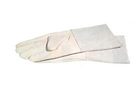 JAS 5-Finger-Lederhandschuhe