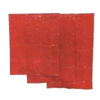 JAS Schweißerschutzvorhang Rot-Orange