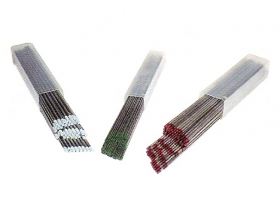 JAS Wolfram-Elektrode - Type WT 20, W 98 + 2 ThO2, rot
